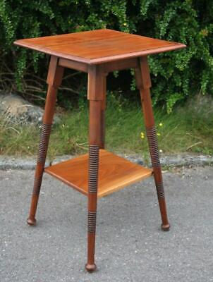Arts & Crafts William Birch for Liberty & Co Side Occassional Table c.1900