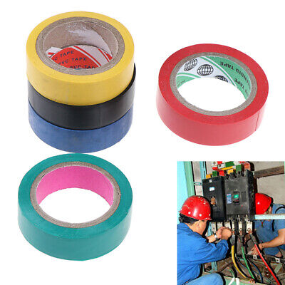 1Pcs electrical tape waterproof PVC electrical insulation taME