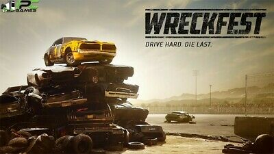 Wreckfest - Deluxe Edition | Xbox One with pre order extra car content see pic