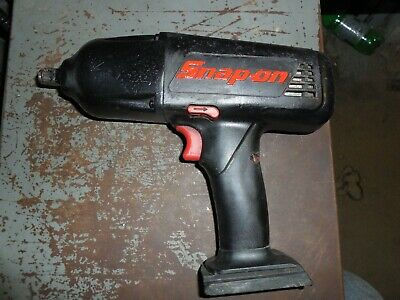 Snap On CT6850  1/2  impact gun 18 volt