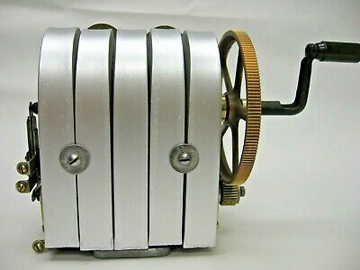 Kellogg Telephone Magneto 150v RE-CHARGED and RESTORED Generator