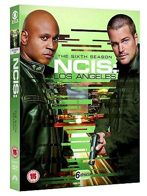 NEW and SEALED NCIS: Los Angeles - Season 6 [DVD] [2015]. 6 disc set.