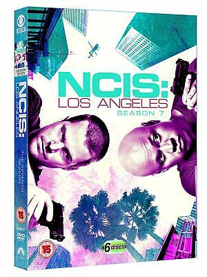 NEW and SEALED NCIS Los Angeles - Season 7 [DVD] [2015]. 6 disc set.