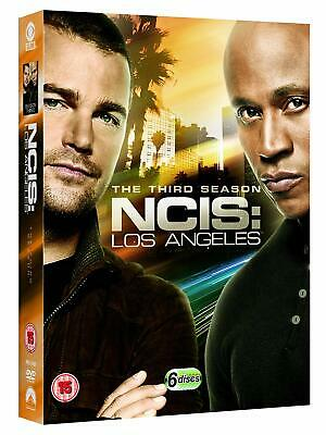 NEW and SEALED NCIS: Los Angeles - Season 3 DVD. 6 disc set.