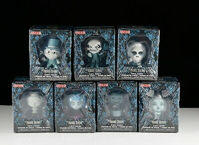 2019 Funko Minis Haunted Mansion 50th Anniv. Individual Figures -Target, HT, BL