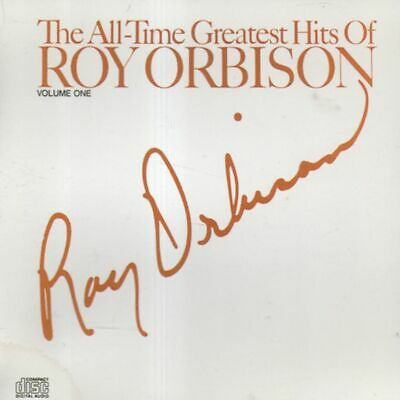 ROY ORBISON CD 10 trax GREATEST HITS Vol 1 - Australian Disctronics CRYING LEAH