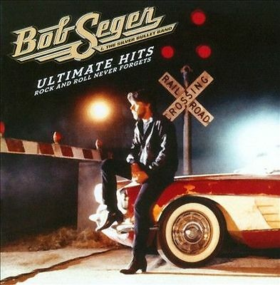 BOB SEGER Ultimate Hits Rock And Roll Never Forgets 2CD Set
