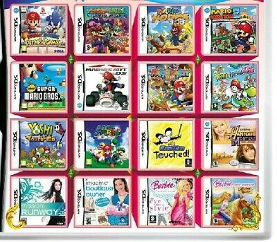 300 games in 1 package NINTENDO DS/DSi/3DS