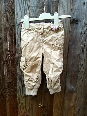 Girls Next Trousers Age 9-12 Months
