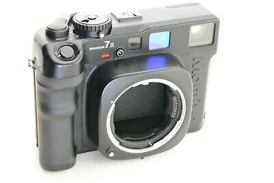Mamiya 7II schwarz Medium Format Film Camera Body