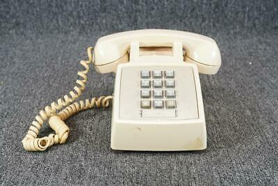 Vintage Western Electric Beige Touchtone Telephone