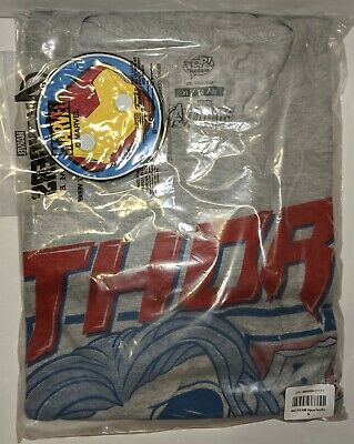 Funko Pop Tees Avengers Endgame Collector Corps Thor T-Shirt & Coasters XL size