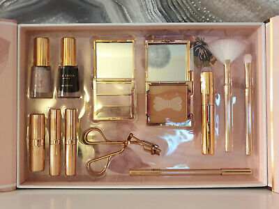 TED BAKER Make-Up Gift/Set THE STATELY COLLECTION incl Bronzer/Lipstick/Brushes+