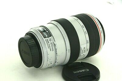 Canon EF 70-300 mm F/4.5-5.6 L IS USM, lesen /read