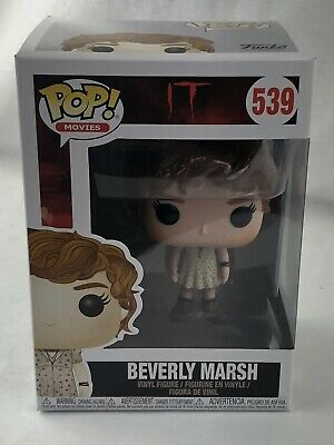 Funko Pop! IT Beverly Marsh Chase w/ Protector #539 NIB Horror