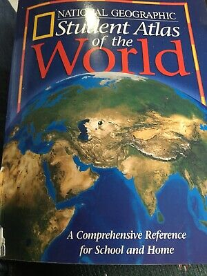 National Geographic's Student Atlas of the World