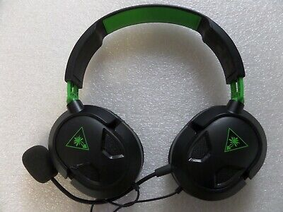 Turtle Beach - Ear Force Recon 50X Gaming Headset Xbox One Wired Green NO BOX