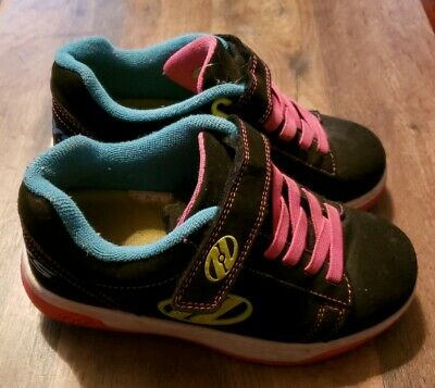 Girls Youth Size 2 Heelys Sneakers