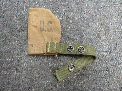 Wwii Us Gi Muzzle Cover-For M1 Garand-M1 Carbine-1903 & 03A3 Springfield-1944