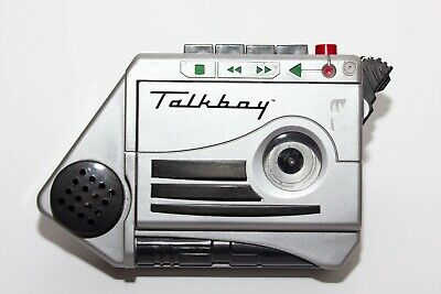 Talkboy vintage portable cassette player and recorder - Home Alone 2