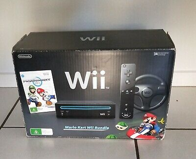 Mario Cart Wii Bundle PAL - NEW UNUSED