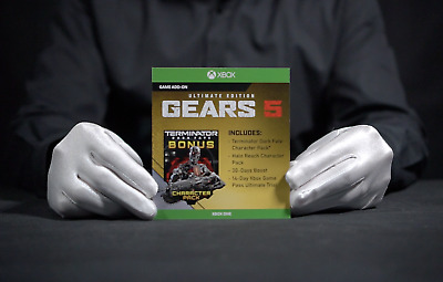 Gears 5 Xbox ONE Add-on DLC Code on Card Choose what you need - *The Masked Man*