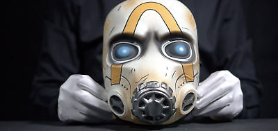 Official Borderlands 3 Merchandise Psycho Wearable Mask - *The Masked Man*