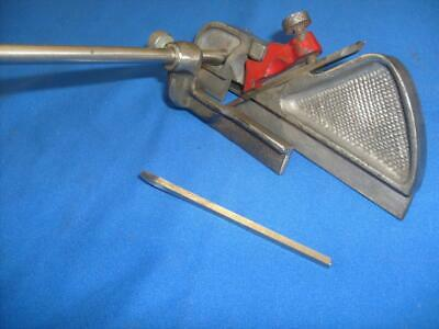 Small plough plane by Marples  with 3 good cutters exc. 040, 043 type