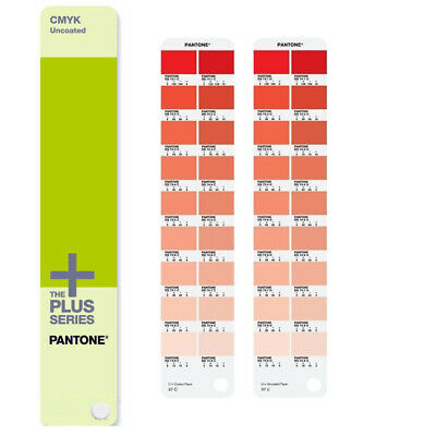 Pantone Cmyk Uncoated (4 colour process) Color Guide.