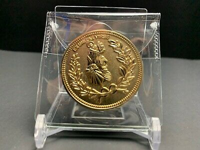 John Wick Continental Hotel Gold Coin Movie Prop Replica by Bam Box
