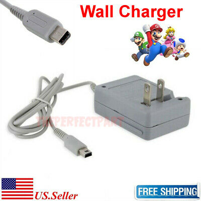 New AC Home Wall Charger for Nintendo 3DS, DSi, 2DS, 3DS XL or DSi XL Systems