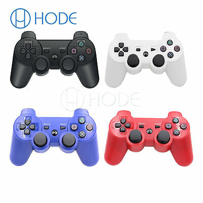For PS3 Playstation 3 Wireless Dualshock 3 SIXAXIS Controller UK