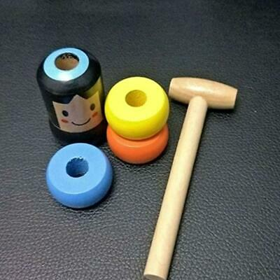 Unbreakable wooden Man Magic Toy Small wooden toy Original Quality