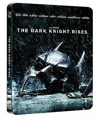 The Dark Knight Rises Steelbook™ Limited Collector's Edition + Gift Steelbook's