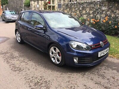 VW Golf GTi Mk6 2010 - only 42,000 miles, DSG gearbox