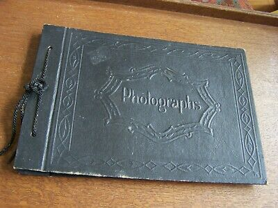 Vintage Photograph Album-Unused
