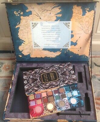 URBAN DECAY Game of Thrones EYESHADOW PALETTE in Original Vault Box *BRAND NEW*