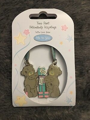 Someone Special - Me To You Tatty Teddy - Two Part Friendship Keyrings
