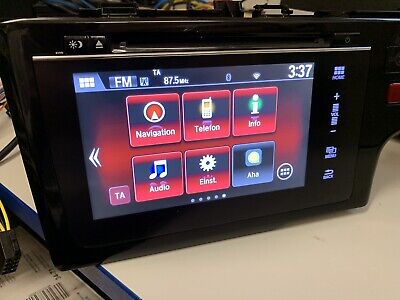 Honda Jazz GK3 Connect Navigation 2016