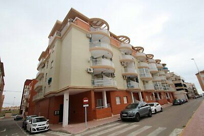 1bed, 1bath, 1st floor furnished apartment La Mata, Torrevieja, Alicante, Spain.