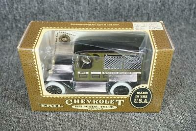 ERTL Metal Replica 1923 Postal Truck Coin Bank