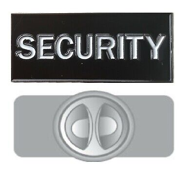 Security / Sia Pin Badge