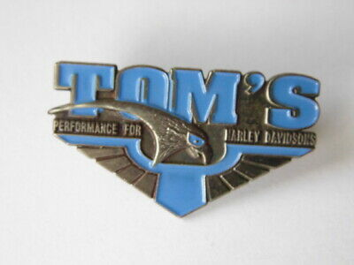 Harley-Davidson Pins Badge Collector Hd Tom's