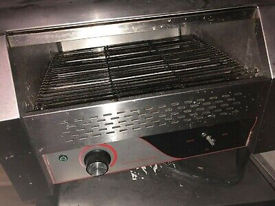 Electric Commercial Conveyor Toaster Restaurant Compact