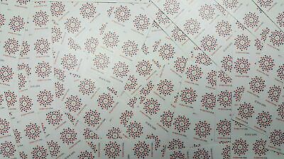 500 Stamps - USPS Forever Stamps 1st Class - 50 Sheets of 10