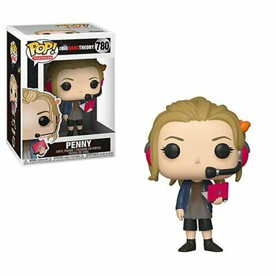 The Big Bang Theory Penny with Laptop Pop #780 Funko Pop Television