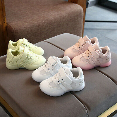 Fashion Kids Girls Sports Running Shoes Kid Girls Child Baby Infant Casual Shoes