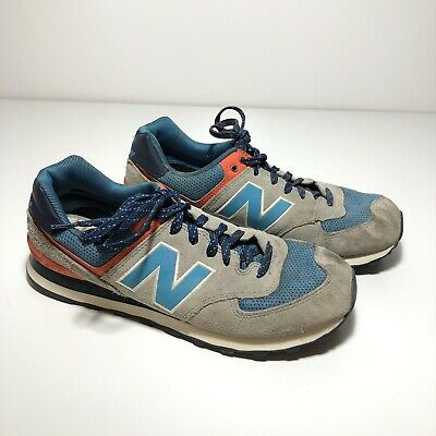 finest selection 483e9 f4639 ML574PTC} MEN'S NEW Balance Out East 574 Copper *NEW ...