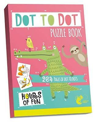 Children's Jumbo dot to dot activity book. This book has 264 PAGES A4 in size