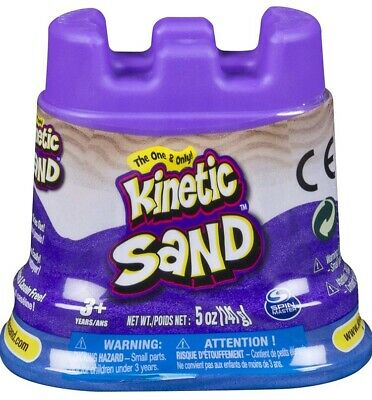 Kinetic Sand Blue 5oz Container